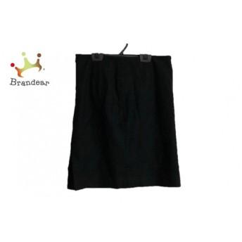 グリーンレーベルリラクシング green label relaxing スカート サイズ38 M レディース 黒 スペシャル特価 20190327