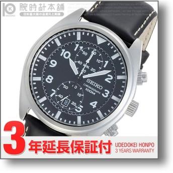 セイコー 逆輸入モデル クロノグラフ  SEIKO CHRONOGRAPH   メンズ 腕時計 SNN231P2