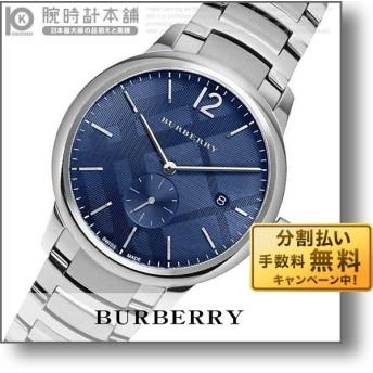 【店内最大36%戻ってくる!15日限定】 バーバリー BURBERRY   メンズ 腕時計 BU10007