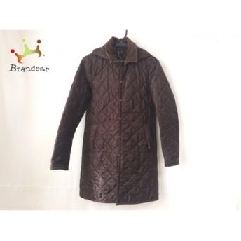 ラベンハム LAVENHAM コート サイズ38 M レディース ブラウン キルティング/冬物 スペシャル特価 20190829