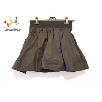 ドゥーズィエム DEUXIEME CLASSE ミニスカート サイズ36 S レディース 美品 黒             スペシャル特価 20191102