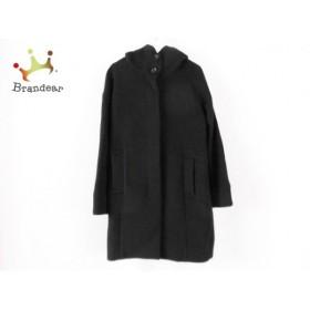 マカフィ MACPHEE コート サイズ38 M レディース ダークネイビー 冬物       スペシャル特価 20190220