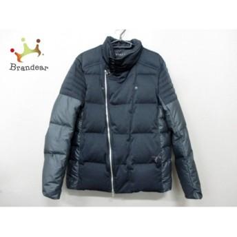 ロアー roar ダウンジャケット サイズ4 XL メンズ 黒 ラインストーン/冬物 スペシャル特価 20190426
