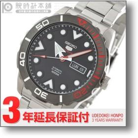 セイコー5 逆輸入モデル SEIKO5 セイコーファイブ SEIKO 100m防水 機械式 自動巻き  メンズ 腕時計 SRPA07K1