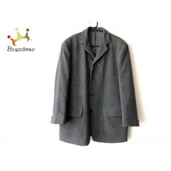 アドルフォドミンゲス ADOLFO DOMINGUEZ コート レディース 美品 グレー 冬物 新着 20190601