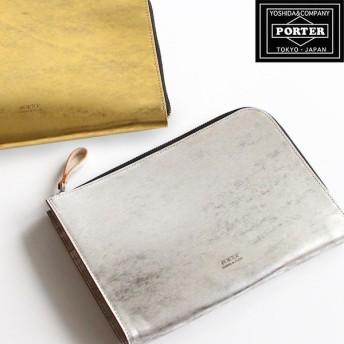 ポーター フォイル クラッチバッグ PORTER FOIL CLUTCH BAG 195-01340 吉田カバン 日本製 正規品 プレゼント 女性 男性