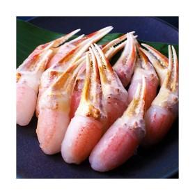 生ずわいがにカニ爪 500g  かに カニ 蟹 ずわい ズワイガニ ズワイ かに鍋 カニ鍋