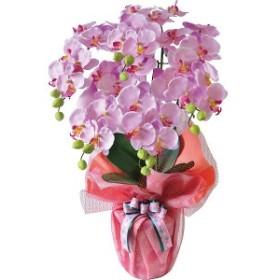 コチョウラン 5本立て(造花) ラベンダー  SG-6045L