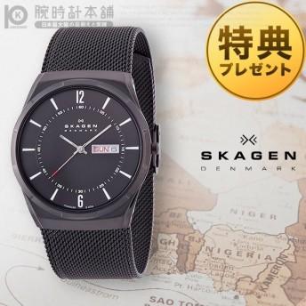 スカーゲン SKAGEN アクティヴ メンズ 腕時計 SKW6006