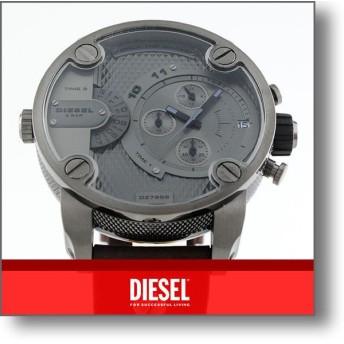 ディーゼル DIESEL リトルダディ クロノグラフ メンズ 腕時計 DZ7258