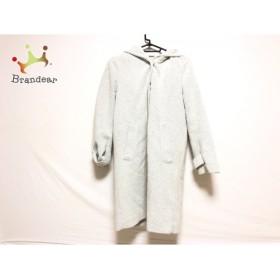 ロートレアモン LAUTREAMONT コート サイズ38 M レディース 白 冬物       スペシャル特価 20190304
