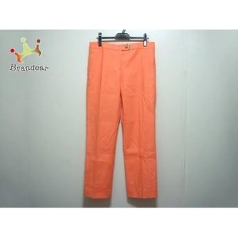 サルバトーレフェラガモ SalvatoreFerragamo パンツ サイズ42 XS メンズ オレンジ 値下げ 20190908