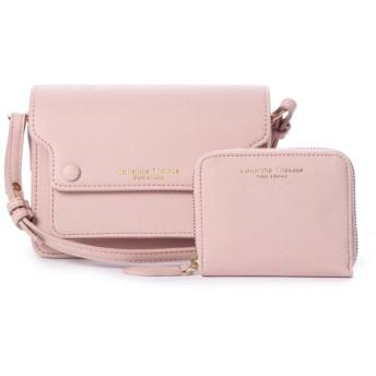 サマンサタバサプチチョイス マイクロミニバッグシリーズ ピンク