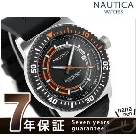 本日さらに+5倍でポイント最大22倍! ノーティカ 腕時計 NST 16 デイト メンズ NAUTICA A12637G