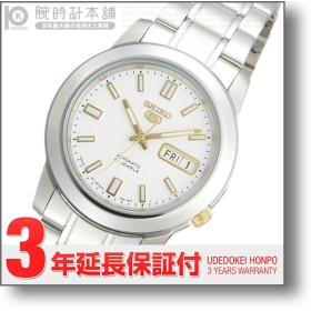 【15日は店内最大35倍】 セイコー5 逆輸入モデル SEIKO5 セイコーファイブ SEIKO   メンズ 腕時計 SNKK07J1