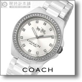 コーチ COACH トリステンセラミック  レディース 腕時計 14502499