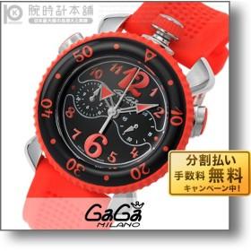 ガガミラノ GaGaMILANO クロノ スポーツ 45mm  メンズ 腕時計 7010.05