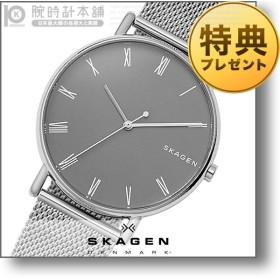 スカーゲン SKAGEN シグネチャー  メンズ 腕時計 SKW6428