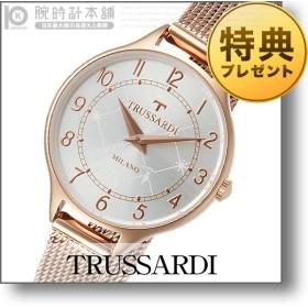 トラサルディ TRUSSARDI T−Queen 28mm  レディース 腕時計 R2453122503
