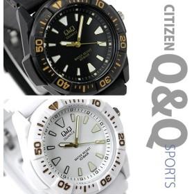 今ならポイント最大17倍 シチズン Q&Q スポーツウォッチ 腕時計 VR26 選べるモデル
