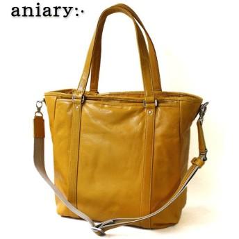 アニアリ aniary 2WAY トートバッグ アニアリー アンティークレザー 01-02008 A4対応 プレゼント 女性 男性