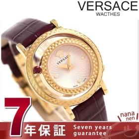 今ならポイント最大21倍! ヴェルサーチ ヴィーナス 33mm スイス製 レディース 腕時計 VDA020014