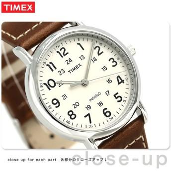 タイメックス ウィークエンダー 40mm メンズ 腕時計 TW2R42400