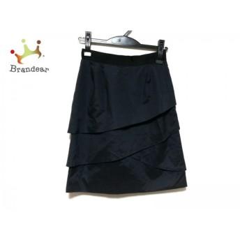 ジャスグリッティー JUSGLITTY スカート サイズ1 S レディース 美品 黒 スペシャル特価 20190525