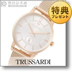 トラサルディ TRUSSARDI TーGENUS  レディース 腕時計 R2453113501