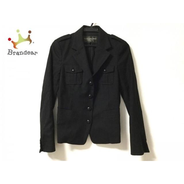 ボディドレッシングデラックス BODY DRESSING Deluxe ジャケット サイズ9 M レディース 黒               スペシャル特価 20190820