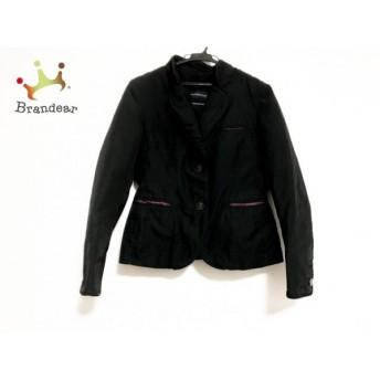 アクアラマ ダウンジャケット サイズ40 M レディース 美品 ダークグリーン×ダークネイビー 冬物 スペシャル特価 20190215