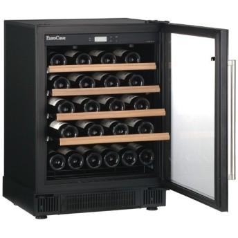 ☆送料&設置料無料 銀行振り込みのみ ユーロカーブ コンパクト59シリーズV059M−PTHF最大38本収容(ユーロカーブ ワインセラー)