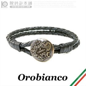 f1e336eea26d アクセサリー(オロビアンコ) Orobianco OROB001BKG ユニセックス