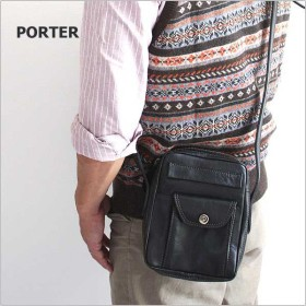 ポーター PORTER TOSCANA 牛革 トスカーナ ショルダーバッグ S レザー 126-02645 吉田カバン 日本製 正規品 プレゼント 女性 男性