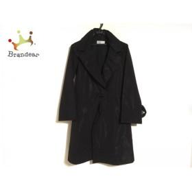 エムプルミエブラック M-premierBLACK コート サイズ38 M レディース 美品 黒 春・秋物         スペシャル特価 20190905