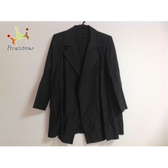 ボディドレッシング BODY DRESSING コート サイズM レディース ダークグレー 春・秋物/肩パッド 値下げ 20190222