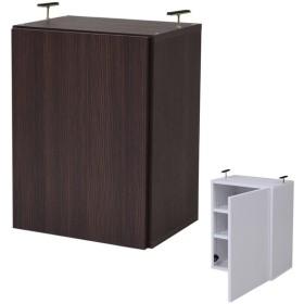 ■在庫限り・入荷なし■ 本棚 ブックシェルフ 1cmピッチ 深型 扉付用 上置き棚 幅41.5cm ( 書棚 壁面収納 リビング収納 ラック 上棚 )