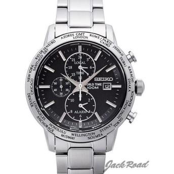 セイコー SEIKO ワールドタイム アラーム SPL049P1 【新品】 時計 メンズ