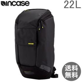 【全品あすつく】インケース Incase リュック バックパック レンジバックパック メンズ レディース 通学 通勤 Range Backpack CL55540 Black/Lumen 22L