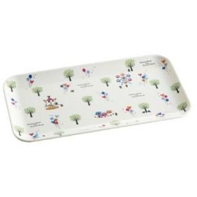 ■在庫限り・入荷なし■角皿 ミッキーマウス ファンタジー メラミン角トレー ( トレー 子供用食器 メラミン )