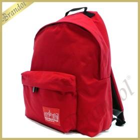 マンハッタンポーテージ Manhattan Portage メンズ・レディース リュック Big Apple Backpack M バックパック レッド 1210 RED [在庫品]
