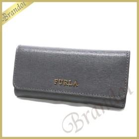 00b6290e766c フルラ FURLA キーケース レディース バビロン BABYLON 6連 レザー グレー RJ09 B30 M63 / 920964