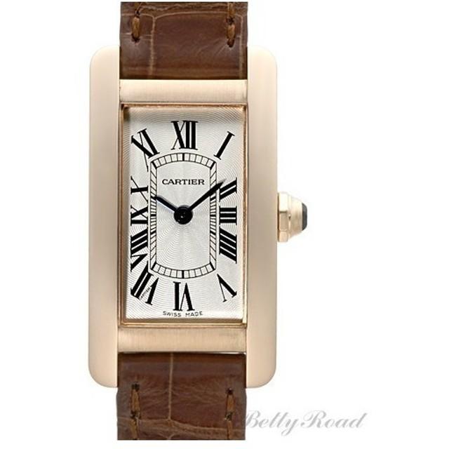 innovative design d90b7 74539 カルティエ CARTIER タンクアメリカン W2607456 【新品】 時計 ...