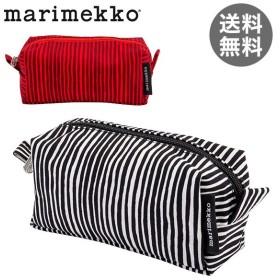 【あすつく】 マリメッコ Marimekko ポーチ VARVUNRAITA TAIMI 化粧ポーチ レディース メンズ 043454【5%還元】