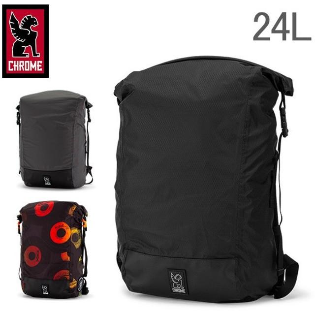 クローム Chrome バックパック リュック 24L ロールトップ式 防水 超軽量 BG-140 The Orp Backpacks メンズ レディース 通勤 通学 バッグ