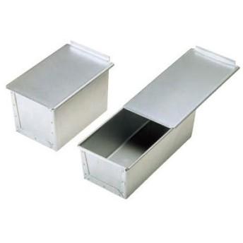 食パンケース 1斤浅型(蓋無)アルタイト 185×95×75/業務用/新品