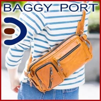 BAGGY PORT バギーポート ボディーバッグ NIS-6416