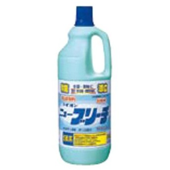 ライオン 塩素系・除菌漂白剤 ニューブリーチ 1.5Kg 【業務用】【同梱グループA】