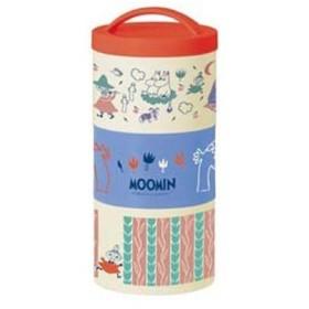 ■在庫限り・入荷なし■お弁当箱 ボトル型ランチボックス 3段 ムーミン