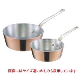 TKG エトール 銅 テーパー鍋 15cm  /7-0035-0601/業務用/送料無料